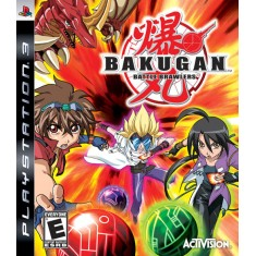 Foto Jogo Bakugan: Battle Brawlers PlayStation 3 Activision