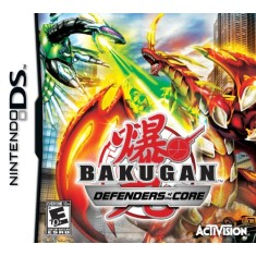 Foto Jogo Bakugan Defenders of the Core Activision Nintendo DS