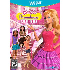 Foto Jogo Barbie: Dreamhouse Party Wii U Majesco Entertainment