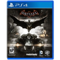 Foto Jogo Batman Arkham Knight PS4 Warner Bros