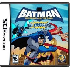 Foto Jogo Batman The Brave and the Bold Warner Bros Nintendo DS