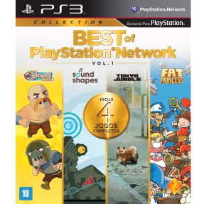 Foto Jogo Best of PlayStation Network Vol. 1 PlayStation 3 Sony
