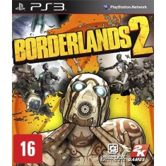 Foto Jogo Borderlands 2 PlayStation 3 2K