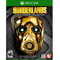 Foto Jogo Borderlands Handsome Collection Xbox One 2K