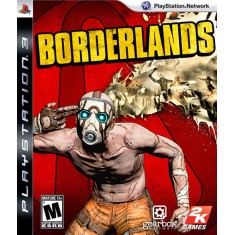 Foto Jogo Borderlands PlayStation 3 2K