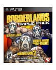 Jogo Borderlands Triple Pack PlayStation 3 2K