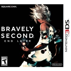 Foto Jogo Bravely Second: End Layer Square Enix Nintendo 3DS