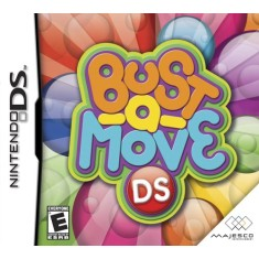 Foto Jogo Bust-a-Move DS Majesco Entertainment Nintendo DS