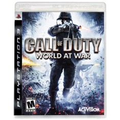 Foto Jogo Call of Duty 5: World at War PlayStation 3 Activision
