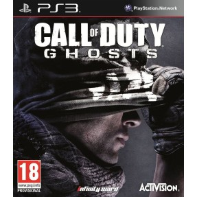 Foto Jogo Call of Duty Ghosts PlayStation 3 Activision