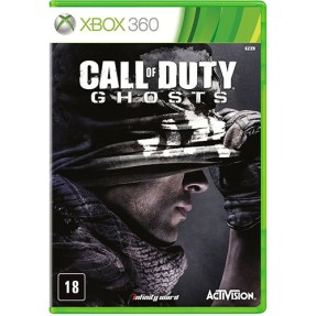 Foto Jogo Call of Duty Ghosts Xbox 360 Activision