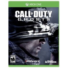 Foto Jogo Call Of Duty Ghosts Xbox One Activision