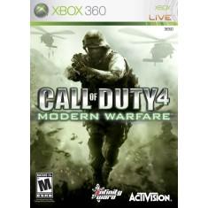 Foto Jogo Call of Duty Modern Warfare 4 Xbox 360 Activision