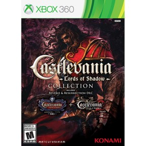 Foto Jogo Castlevania: Lords of Shadow Collection Xbox 360 Konami