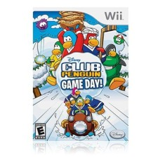 Foto Jogo Club Penguin Game Day Wii Disney