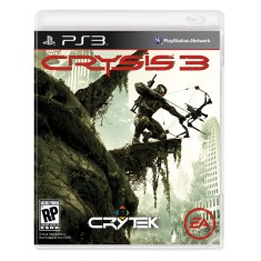 Foto Jogo Crysis 3 PlayStation 3 EA