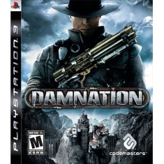 Foto Jogo Damnation PlayStation 3 Codemasters