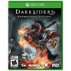 Foto Jogo Darksiders Warmastered Edition Xbox One Nordic Games