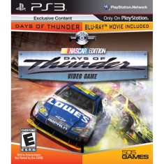 Foto Jogo Days of Thunder PlayStation 3 505 Games