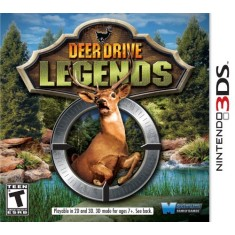 Foto Jogo Deer Drive Legends Maximum Family Games Nintendo 3DS