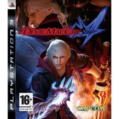 Foto Jogo Devil May Cry 4 PlayStation 3 Capcom