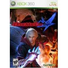 Foto Jogo Devil May Cry 4 Xbox 360 Capcom