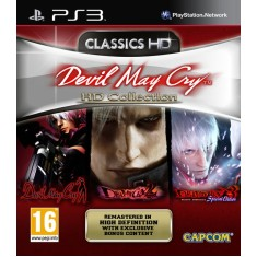 Foto Jogo Devil May Cry: HD Collection PlayStation 3 Capcom