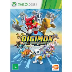 Foto Jogo Digimon All-Star Rumble Xbox 360 Bandai Namco