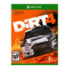 Foto Jogo DiRT 4 Xbox One Codemasters
