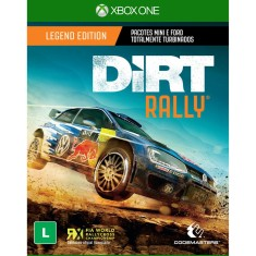 Foto Jogo Dirt Rally Xbox One Codemasters