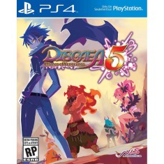 Foto Jogo Disgaea 5 Alliance of Vengeance PS4 NIS