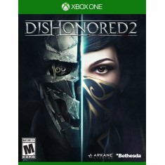 Foto Jogo Dishonored 2 Xbox One Bethesda