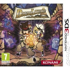 Foto Jogo Doctor Lautrec and the Forgotten Knights Konami Nintendo 3DS