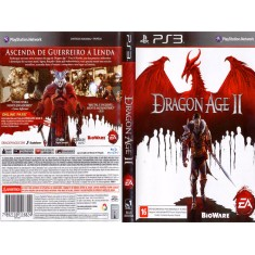 Foto Jogo Dragon Age 2 PlayStation 3 EA