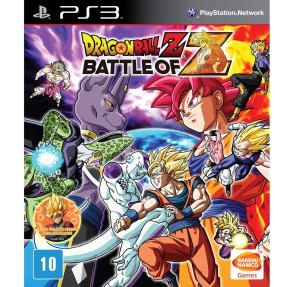 Foto Jogo Dragon Ball Z: Battle of Z PlayStation 3 Bandai Namco