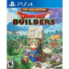 Foto Jogo Dragon Quest Builders PS4 Square Enix