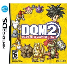 Foto Jogo Dragon Quest: Monsters Joker 2 Square Enix Nintendo DS