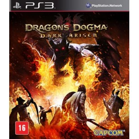 Foto Jogo Dragon's Dogma: Dark Arisen PlayStation 3 Capcom