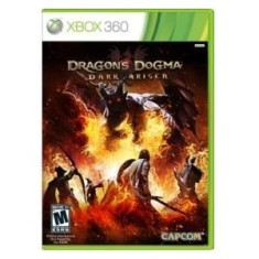 Foto Jogo Dragons Dogma: Dark Arisen Xbox 360 Capcom