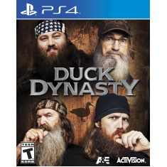 Foto Jogo Duck Dynasty PS4 Activision