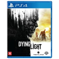 Foto Jogo Dying light PS4 Warner Bros