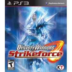 Foto Jogo Dynasty Warriors: Strikeforce PlayStation 3 Eidos Interactive