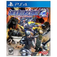 Foto Jogo Earth Defense Force 4.1 The Shadow of New Despair PS4 XSEED