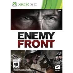 Foto Jogo Enemy Front Xbox 360 CI Games