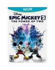 Jogo Epic Mickey 2: Power Of Two Wii U Disney