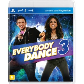 Foto Jogo Everybody Dance 3 PlayStation 3 Sony