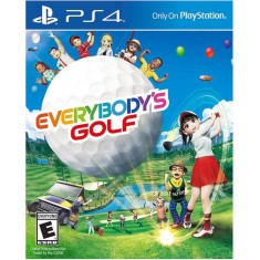 Foto Jogo Everybody's Golf PS4 Sony