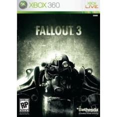 Foto Jogo Fallout 3 Xbox 360 Bethesda
