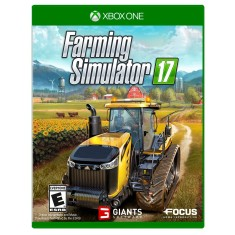 Foto Jogo Farming Simulator 17 Xbox One Focus