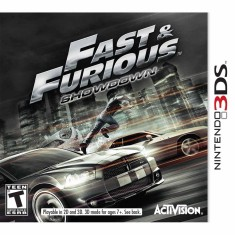 Foto Jogo Fast & Furious: Showdown Activision Nintendo 3DS